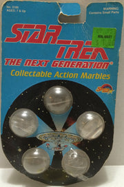 (TAS032138) - Spectra Star Star Trek The Next Generation Collectable Marbles, , Marbles, Star Trek, The Angry Spider Vintage Toys & Collectibles Store