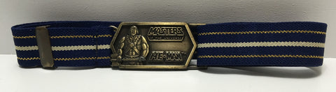 (TAS032141) - 1984 Mattel Vintage Rare Masters of the Universe HE-MAN Kids Belt, , Clothing & Accessories, MOTU, The Angry Spider Vintage Toys & Collectibles Store  - 1