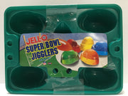 (TAS032144) - 1998 Kraft JELL-O NFL Super Bowl Jigglers Mold Set - 2 Pack, , Kitchen, Wrestling, The Angry Spider Vintage Toys & Collectibles Store  - 1