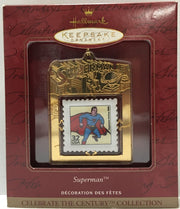 (TAS032163) - 1999 Hallmark Keepsake Ornament USPS Celebrate The Century Superma, , Ornament, Hallmark, The Angry Spider Vintage Toys & Collectibles Store  - 1