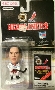 (TAS032199) - 1997 Corinthian NHL Hockey Headliners Figure - Mark Messier, , Action Figure, NHL, The Angry Spider Vintage Toys & Collectibles Store