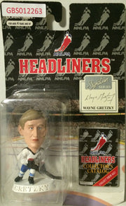(TAS032205) - 1996 Corinthian NHL Hockey Headliners Figure - Wayne Gretzky, , Action Figure, NHL, The Angry Spider Vintage Toys & Collectibles Store
