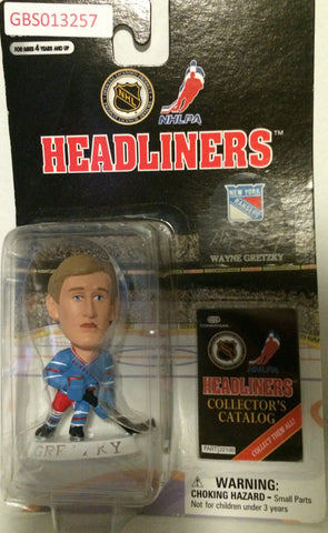 (TAS032218) - 1997 Corinthian NHL Hockey Headliners Figure - Wayne Gretzky, , Action Figure, NHL, The Angry Spider Vintage Toys & Collectibles Store