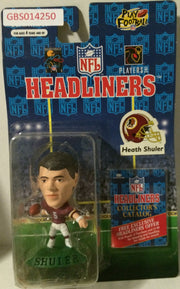 (TAS032230) - 1997 Corinthian NFL Football Headliners Figure - Heath Shuler, , Action Figure, NFL, The Angry Spider Vintage Toys & Collectibles Store