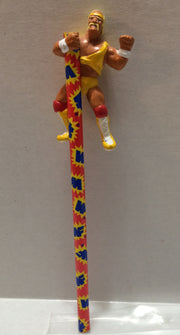 (TAS032293) - 1999 Titan Sports WWF WWE LJN Wrestling Pencil Topper Hulk Hogan, , Pencil, Wrestling, The Angry Spider Vintage Toys & Collectibles Store