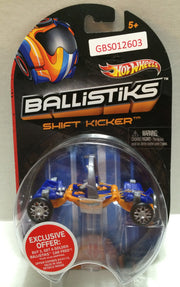 (TAS032300) - 2013 Mattel Hot Wheels Ballistiks Shift Kicker Toy Car, , Trucks & Cars, Hot Wheels, The Angry Spider Vintage Toys & Collectibles Store