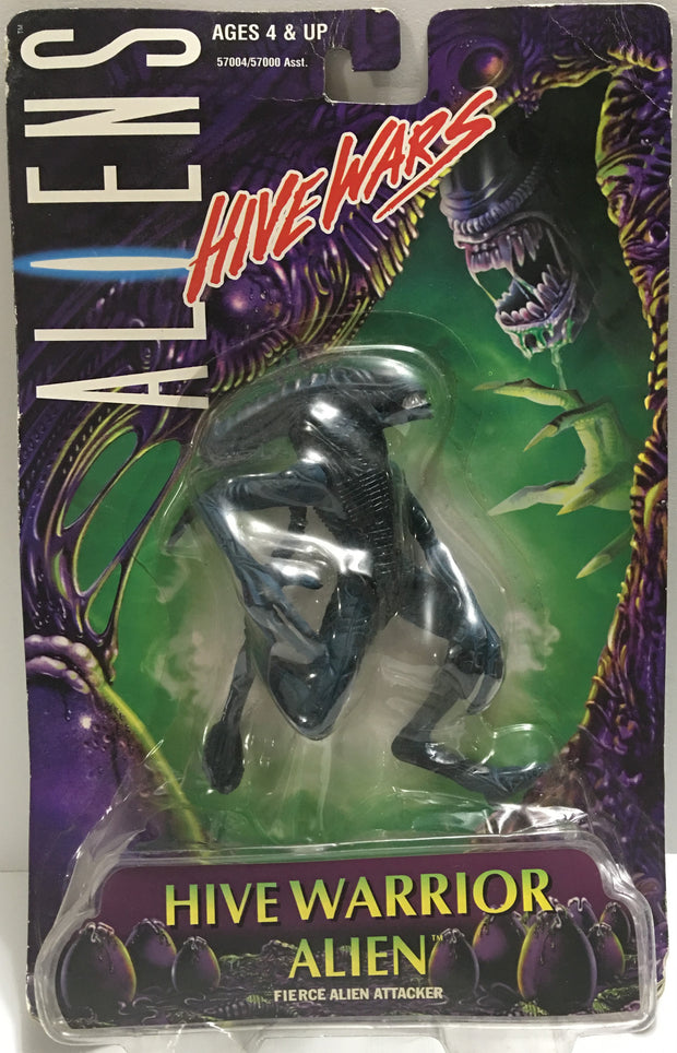 (TAS032361) - 1998 Kenner Aliens Hive Wars - Hive Warrior Alien, , Action Figure, Kenner, The Angry Spider Vintage Toys & Collectibles Store  - 1