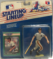(TAS032382) - 1989 Kenner Starting Lineup MLB S.F. Giants - Will Clark, , Action Figure, Starting Lineup, The Angry Spider Vintage Toys & Collectibles Store  - 1