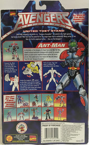 (TAS032388) - 1999 Toy Biz The Avengers United They Stand - Extending Action Ant, , Action Figure, Toy Biz, The Angry Spider Vintage Toys & Collectibles Store  - 2