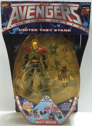 (TAS032388) - 1999 Toy Biz The Avengers United They Stand - Extending Action Ant, , Action Figure, Toy Biz, The Angry Spider Vintage Toys & Collectibles Store  - 1