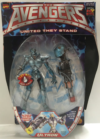 (TAS032390) - 1999 Toy Biz The Avengers United They Stand - Ultron, , Action Figure, Toy Biz, The Angry Spider Vintage Toys & Collectibles Store  - 1