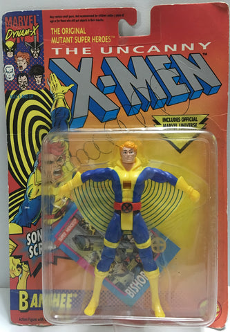 (TAS032402) - 1992 Toy Biz The Uncanny X-Men - Sonic Scream Banshee, , Action Figure, X-Men, The Angry Spider Vintage Toys & Collectibles Store  - 1
