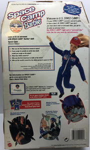 (TAS032417) - 1998 Mattel Special Edition Space Camp Barbie - U.S. Space Camp, , Dolls, Barbie, The Angry Spider Vintage Toys & Collectibles Store  - 2