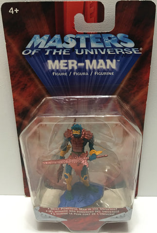 (TAS032433) - 2002 Mattel Masters of the Universe Action Figure - Mer-Man, , Action Figure, MOTU, The Angry Spider Vintage Toys & Collectibles Store  - 1