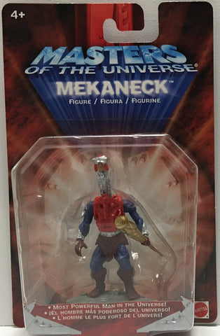 (TAS032434) - 2002 Mattel Masters of the Universe Action Figure - Mekaneck, , Action Figure, MOTU, The Angry Spider Vintage Toys & Collectibles Store  - 1