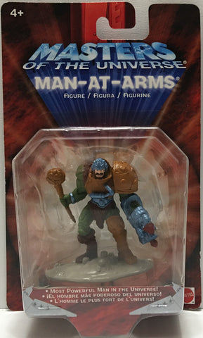 (TAS032435) - 2002 Mattel Masters of the Universe Action Figure - Man-At-Arms, , Action Figure, MOTU, The Angry Spider Vintage Toys & Collectibles Store  - 1