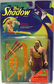 (TAS032436) - 1994 Kenner The Shadow Action Figure - Mongol Warrior, , Action Figure, Kenner, The Angry Spider Vintage Toys & Collectibles Store  - 1