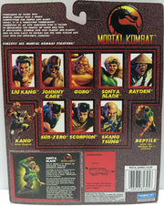 (TAS032442) - 1994 Hasbro Mortal Kombat Action Figure - Sonya Blade, , Action Figure, Hasbro, The Angry Spider Vintage Toys & Collectibles Store  - 2