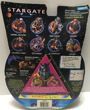(TAS032444) - 1994 Hasbro Stargate Action Figure - Anubis Chief Guard, , Action Figure, Hasbro, The Angry Spider Vintage Toys & Collectibles Store  - 2