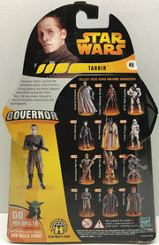 (TAS032466) - 2005 Hasbro Star Wars Revenge of the Sith Figure - Tarkin, , Action Figure, Star Wars, The Angry Spider Vintage Toys & Collectibles Store  - 2