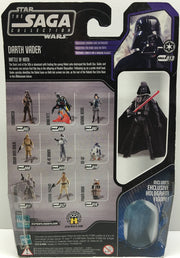 (TAS032469) - 2006 Hasbro Star Wars The Saga Collection Figure - Darth Vader, , Action Figure, Star Wars, The Angry Spider Vintage Toys & Collectibles Store  - 2