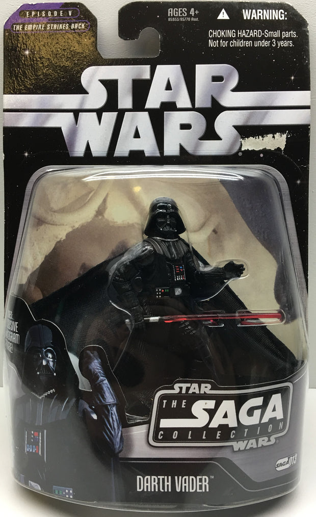 (TAS032469) - 2006 Hasbro Star Wars The Saga Collection Figure - Darth Vader, , Action Figure, Star Wars, The Angry Spider Vintage Toys & Collectibles Store  - 1
