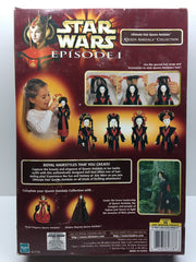 (TAS032471) - 1998 Hasbro Star Wars Episode I Ultimate Hair Queen Amidala Figure, , Action Figure, Star Wars, The Angry Spider Vintage Toys & Collectibles Store  - 2