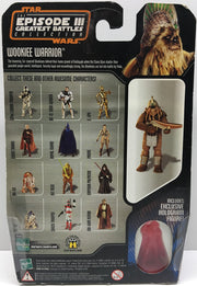 (TAS032477) - 2006 Hasbro Star Wars The Episodes III - Wookiee Warrior, , Action Figure, Star Wars, The Angry Spider Vintage Toys & Collectibles Store  - 2