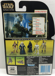 (TAS032490) - 1997 Hasbro Star Wars The Power of the Force Figure - Saelt-Marae, , Action Figure, Star Wars, The Angry Spider Vintage Toys & Collectibles Store  - 2