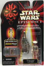 (TAS032499) - 1998 Hasbro Star Wars Episode I Figure - Gasgano, , Action Figure, Star Wars, The Angry Spider Vintage Toys & Collectibles Store  - 1
