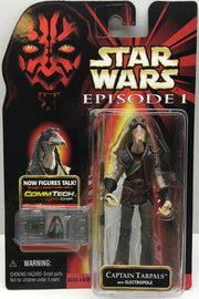(TAS032501) - 1998 Hasbro Star Wars Episode I Figure - Captain Tarpals, , Action Figure, Star Wars, The Angry Spider Vintage Toys & Collectibles Store  - 1