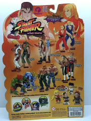 "(TAS032509) - 1999 Camcom Street Fighter Action Figures ""Round One"" - Cammy, , Action Figure, Street Fighter, The Angry Spider Vintage Toys & Collectibles Store  - 2"