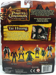 (TAS032510) - 2007 Disney Pirates of the Caribbean At World's End - Tai Huang, , Action Figure, Disney, The Angry Spider Vintage Toys & Collectibles Store  - 2
