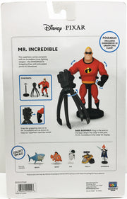 (TAS032511) - Thinkway Toys Disney Pixar Deluxe Action Figure - Mr. Incredible, , Action Figure, Disney, The Angry Spider Vintage Toys & Collectibles Store  - 2