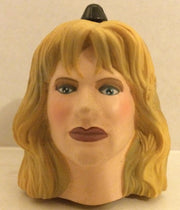 (TAS032527) - Titan Sports WWF WWE Wrestling Magnetic Head - Sable, , Other, Wrestling, The Angry Spider Vintage Toys & Collectibles Store