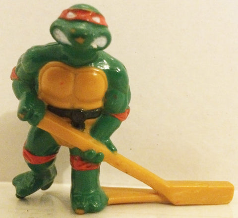 (TAS032536) - Mirage Studios Teenage Mutant Ninja Turtles Hockey Game Figure, , Action Figure, TMNT, The Angry Spider Vintage Toys & Collectibles Store