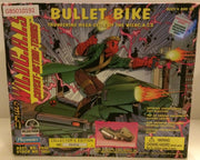 (TAS032537) - Playmates WildC.A.T.S Covert Action Teams Bullet Bike, , Action Figure, Playmates, The Angry Spider Vintage Toys & Collectibles Store