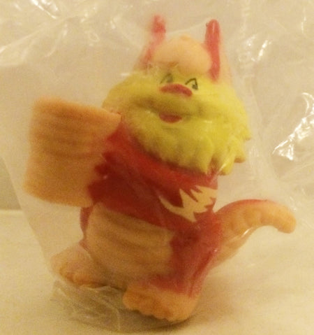 (TAS032547) - Bandai Thundercats Pencil Topper - Snarf, , Pencils, Wrestling, The Angry Spider Vintage Toys & Collectibles Store