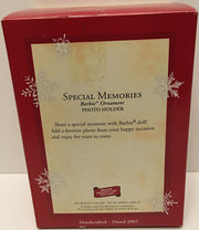 (TAS032589) - 2003 Hallmark Keepsake Ornament - Special Memories Barbie, , Ornament, Hallmark, The Angry Spider Vintage Toys & Collectibles Store  - 2