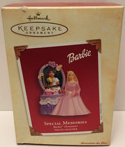 (TAS032589) - 2003 Hallmark Keepsake Ornament - Special Memories Barbie, , Ornament, Hallmark, The Angry Spider Vintage Toys & Collectibles Store  - 1