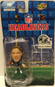 (TAS032596) - 1996 Corinthian NFL Carolina Panthers Headliners - Kerry Collins, , Bobblehead, NFL, The Angry Spider Vintage Toys & Collectibles Store  - 1