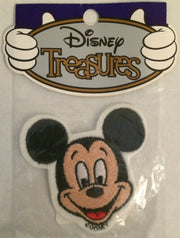 (TAS032643) - Disney Mickey Mouse Disney Treasures Sew On Patch, , Clothing & Accessories, Disney, The Angry Spider Vintage Toys & Collectibles Store