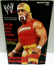 (TAS032660) - WWF WWE Collector's Series 2 of 4 Magazine - Hulk Hogan, , Books, Wrestling, The Angry Spider Vintage Toys & Collectibles Store