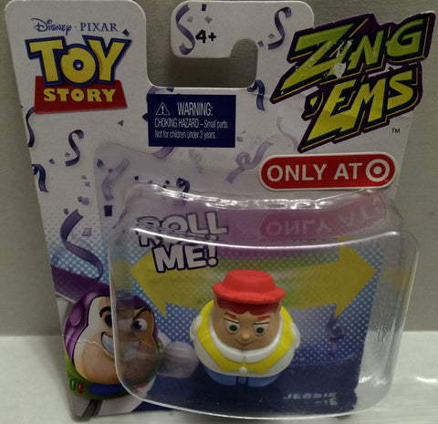 (TAS032668) - Disney Pixar Toy Story Zing 'Ems - Jessie, , Action Figure, Disney, The Angry Spider Vintage Toys & Collectibles Store