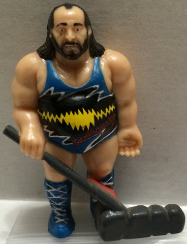 (TAS032721) - WWF WWE Wrestling PVC Hockey Figure - Earthquake, , Action Figure, Wrestling, The Angry Spider Vintage Toys & Collectibles Store