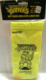 (TAS032739) - Teenage Mutant Ninja Turtles Soft-Sided Lunch Bag - Leonardo, , Lunchbox, TMNT, The Angry Spider Vintage Toys & Collectibles Store