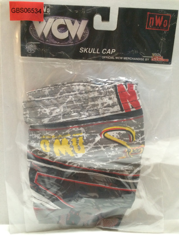 (TAS032740) - Racing Champions WCW Wrestling Skull Cap - Sting, , Clothing & Accessories, Wrestling, The Angry Spider Vintage Toys & Collectibles Store
