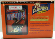 (TAS032742) - Wheaties 75 Years of Champions - 24k Gold - Tiger Woods, , Other, PGA, The Angry Spider Vintage Toys & Collectibles Store
