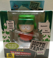(TAS032770) - Comedy Central South Park Figure - Talking Kyle, , Action Figure, South Park, The Angry Spider Vintage Toys & Collectibles Store