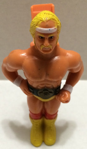 (TAS032775) - Titan Sports WWF WWE Wrestling Clip-On - Hulk Hogan, , Action Figure, Wrestling, The Angry Spider Vintage Toys & Collectibles Store